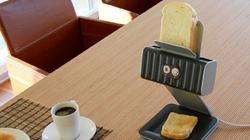 Designer cria torradeira em forma de impressora