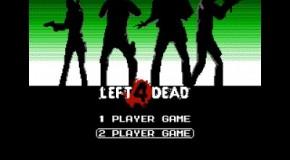 Left 4 Dead ganha versão de 8 bits