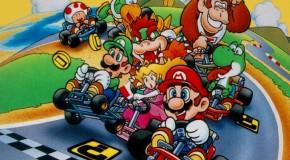 Mario Kart 64 tem uma trilha escondida
