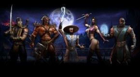 Mortal Kombat 9 com 26 personagens