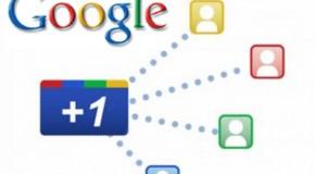 Botão +1, do Google, ultrapassa o do Twitter